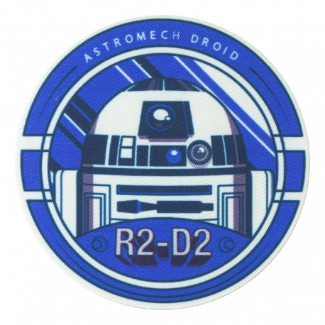 Star Wars Iron-On Patch - R2-D2