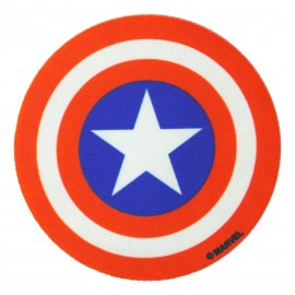 Ecusson Thermocollant Marvel - Captain America