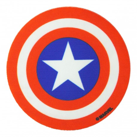 Marvel Iron-On Patch - Captain America
