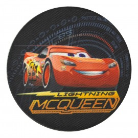 Ecusson Thermocollant Cars - Lightning McQueen