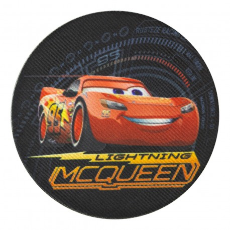 Cars Iron-On Patch - Lightning McQueen