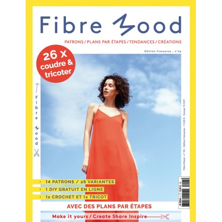 Fibre Mood Magazine - French Edition 5