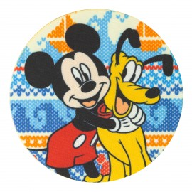 Disney Iron-On Patch - Mickey