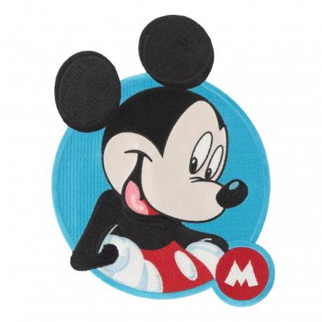 XL Disney Iron-On Patch - Modern Cartoon