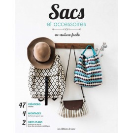 """Book """"Sacs et accessoires en couture facile"""""""
