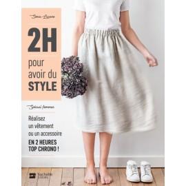 """Livre """"2H pour avoir du style - spécial femmes"""""""