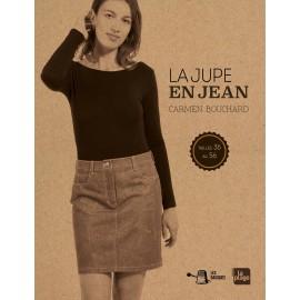 """Livre """"La jupe en jean"""""""