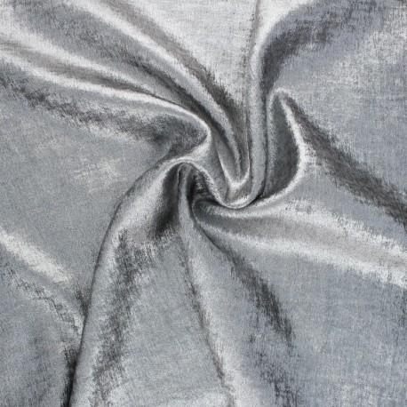 Metallic Polyester Fabric - gold Vicky x 10cm