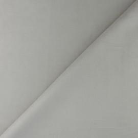 Tissu velours ras Bristol - mastic x10cm