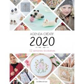 Agenda Créatif Couture 2020