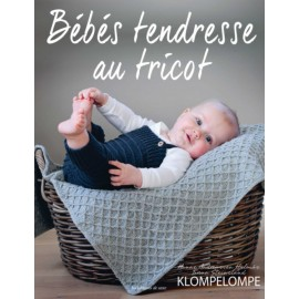 """Book """"Bébés tendresse au tricot"""""""