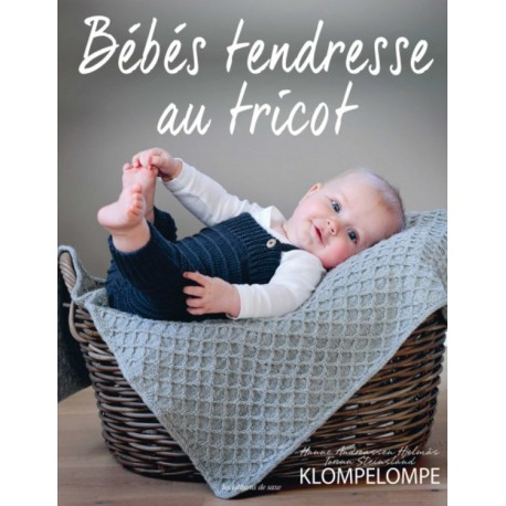 Livre Bebes Tendresse Au Tricot
