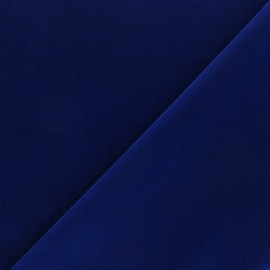 Short velvet fabric - Navy blue Bonnie x10cm