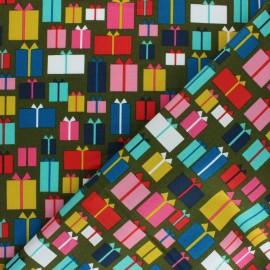 Tissu coton Dashwood Studio - Sapin x 10cm