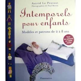 """Livre """"Intemporels pour enfants"""""""