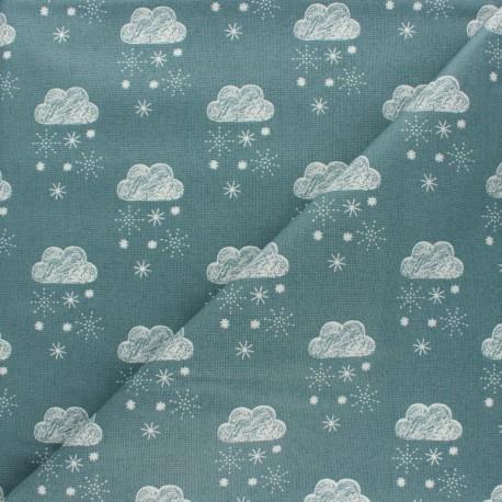 Cotton Dashwood Studio fabric Laska - Forest x 10cm