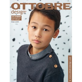 Ottobre Design Kids Sewing Pattern - 6/2019