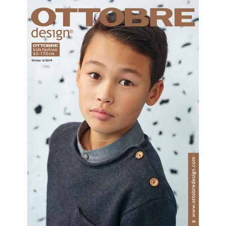 Ottobre Design Kids Sewing Pattern - 6/2019