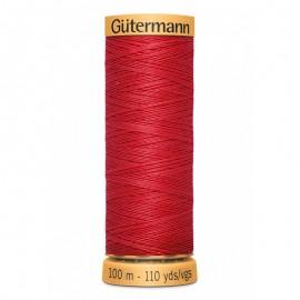 Bobine de Fil à coudre coton Gutermann 100m - N°2074