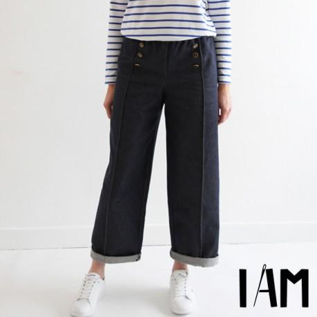 Patron Pantalon I AM Patterns - I am Armor