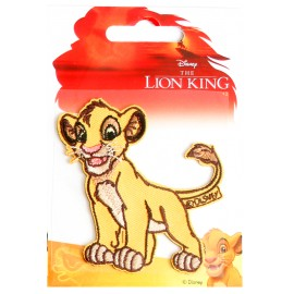 Ecusson Thermocollant Le Roi Lion - Simba