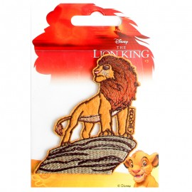 The Lion King Iron-On Patch - Mufasa