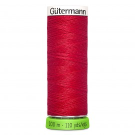Recycled Polyester Sewing Thread 100m - Ruby 46