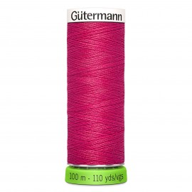 Recycled Polyester Sewing Thread 100m - Red 156
