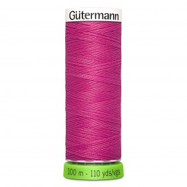 Recycled Polyester Sewing Thread 100m - light pink 659