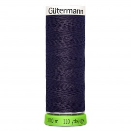 Recycled Polyester Sewing Thread 100m - Plum purple 512