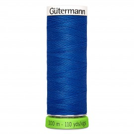Recycled Polyester Sewing Thread 100m - Purple 392