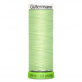 Recycled Polyester Sewing Thread 100m - Navy blue 310
