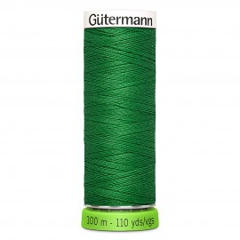 Recycled Polyester Sewing Thread 100m - Light green 152