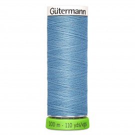 Recycled Polyester Sewing Thread 100m - Turquoise 736