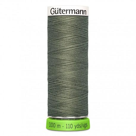 Fil à Coudre Polyester Recyclé 100m - Vert anis 334