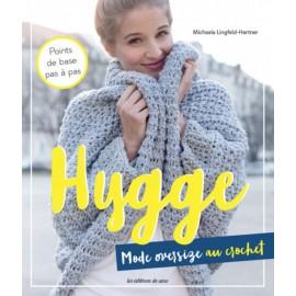 "Livre ""Hygge - Mode Oversize au Crochet"""