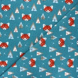 Tissu jersey Maotey - Menthe x 10cm