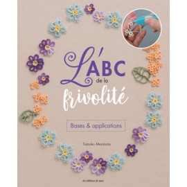 "Book ""L'ABC de la frivolité - Bases & applications"""