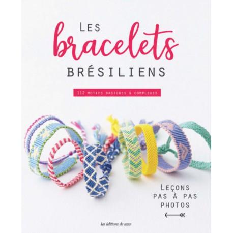 """Book """"Les bracelets brésiliens - 112 motifs"""""""