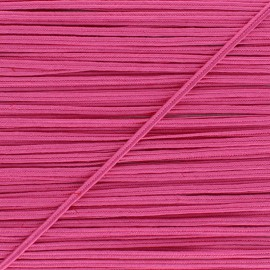 Braid ribbon Alba - Fuchsia x 1m