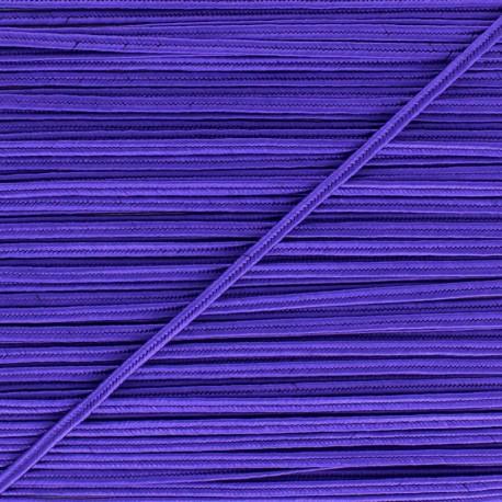 Braid ribbon Alba - Red x 1m