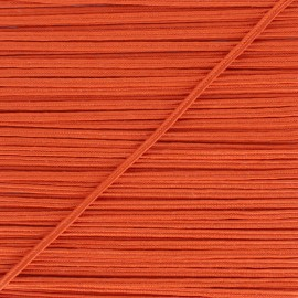 Braid ribbon Alba - Orange x 1m