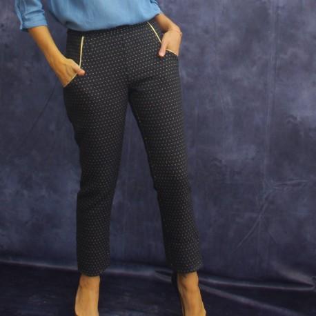 Pants Sewing Pattern Maison Fauve - Loulou
