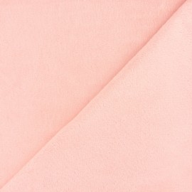 Micro Bamboo Towel fabric - Blush x 10cm