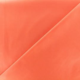 Oeko-tex certified PUL coated fabric - apricot x 10cm