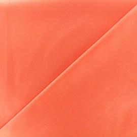 Tissu enduit PUL certifié Oeko-tex - abricot x 10cm
