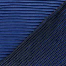 Tissu polyester plissé La Maison Victor Allegra - vert x 10cm