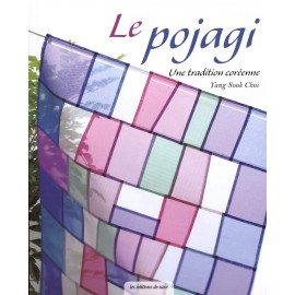 """Livre """"Le pojagi - une tradition coréenne"""""""