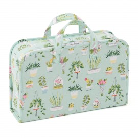 Medium Size Sewing Box - Cactus