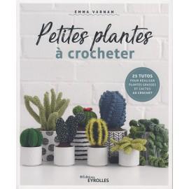 """Book """"Petites plantes à crocheter"""""""